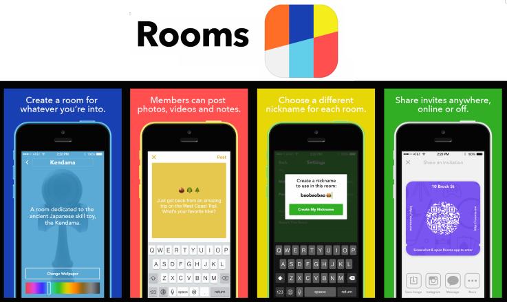 Facebook,Rooms