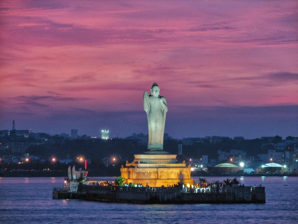 Beautiful City Hyderabad