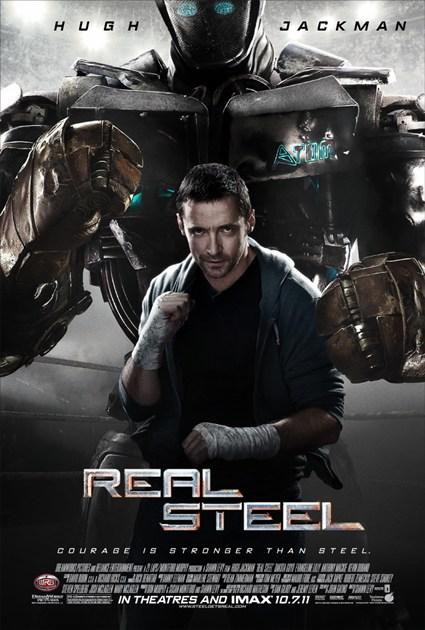 Acero Puro [Real Steel] 2011 DVDRip Español Latino Descargar 1 Link Ver Online