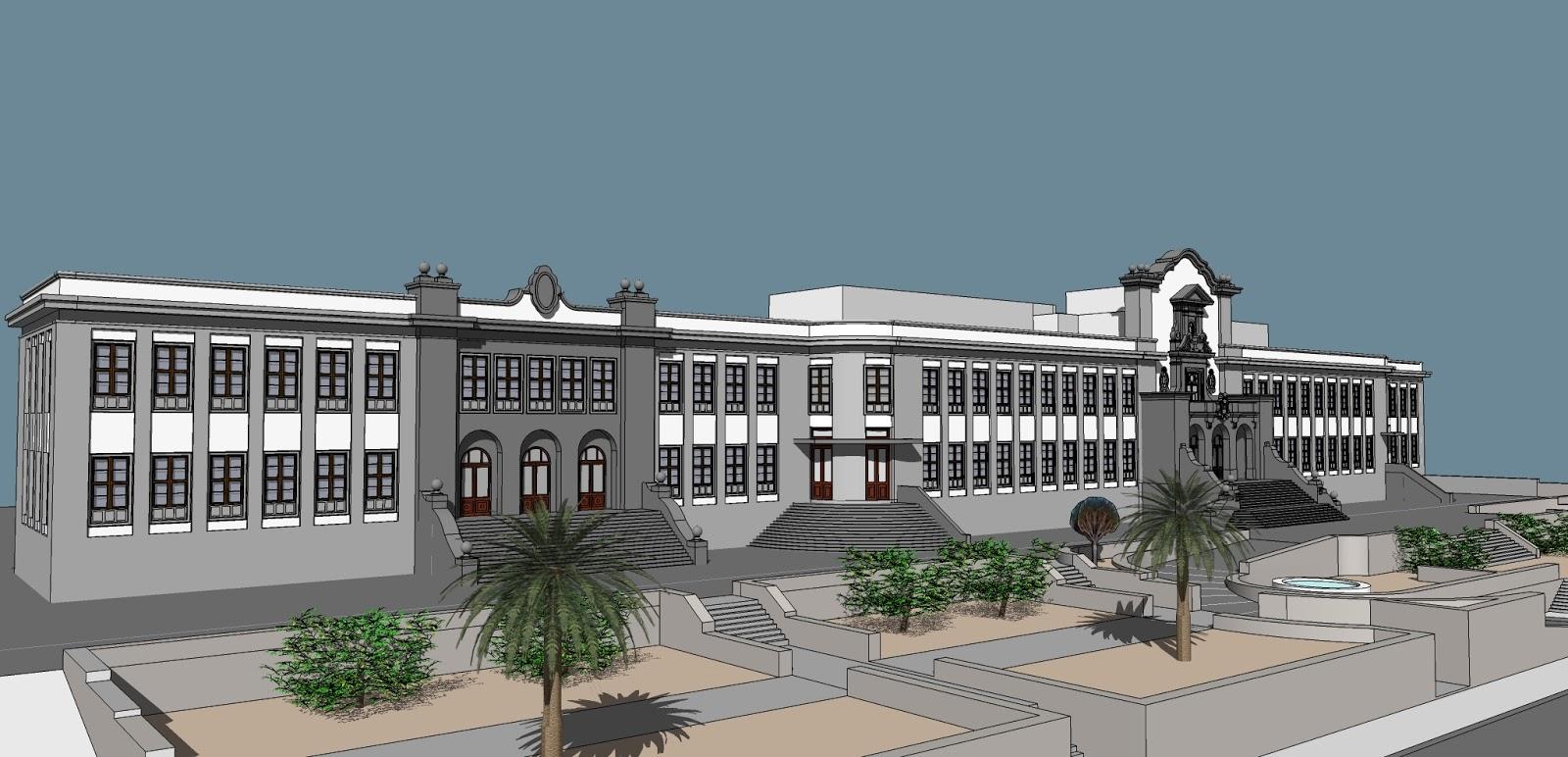 Arquitectura hist rica en tenerife espa a universidad for Universidades de arquitectura en espana