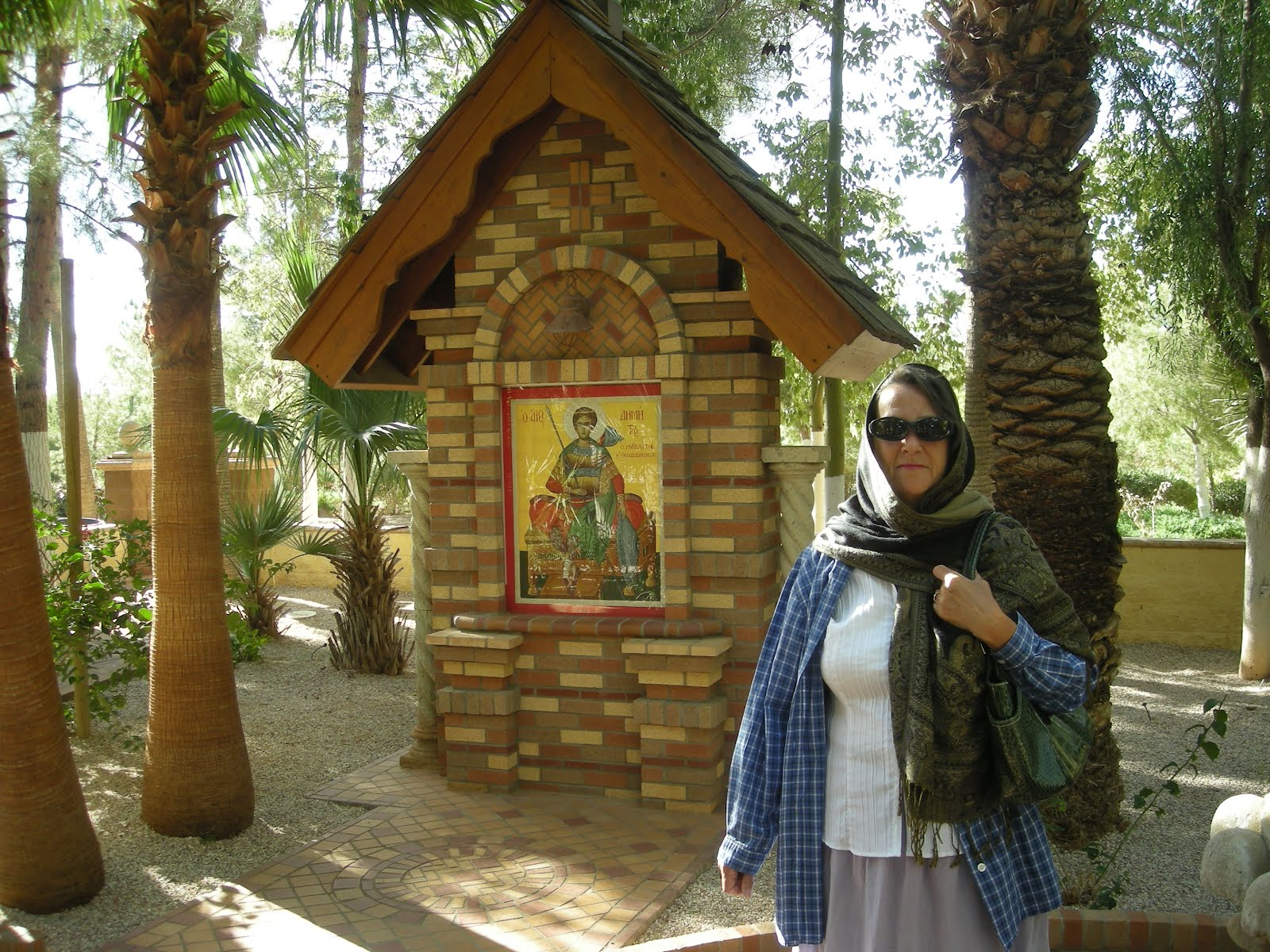 On the Road Again: St. Anthony\'s Monastary and Florence AZ