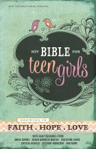 NIV Bible for Teen Girls cover