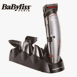 Snapdeal: Buy Babyliss E835E 8 In 1 Trimmer Grey Rs.2802