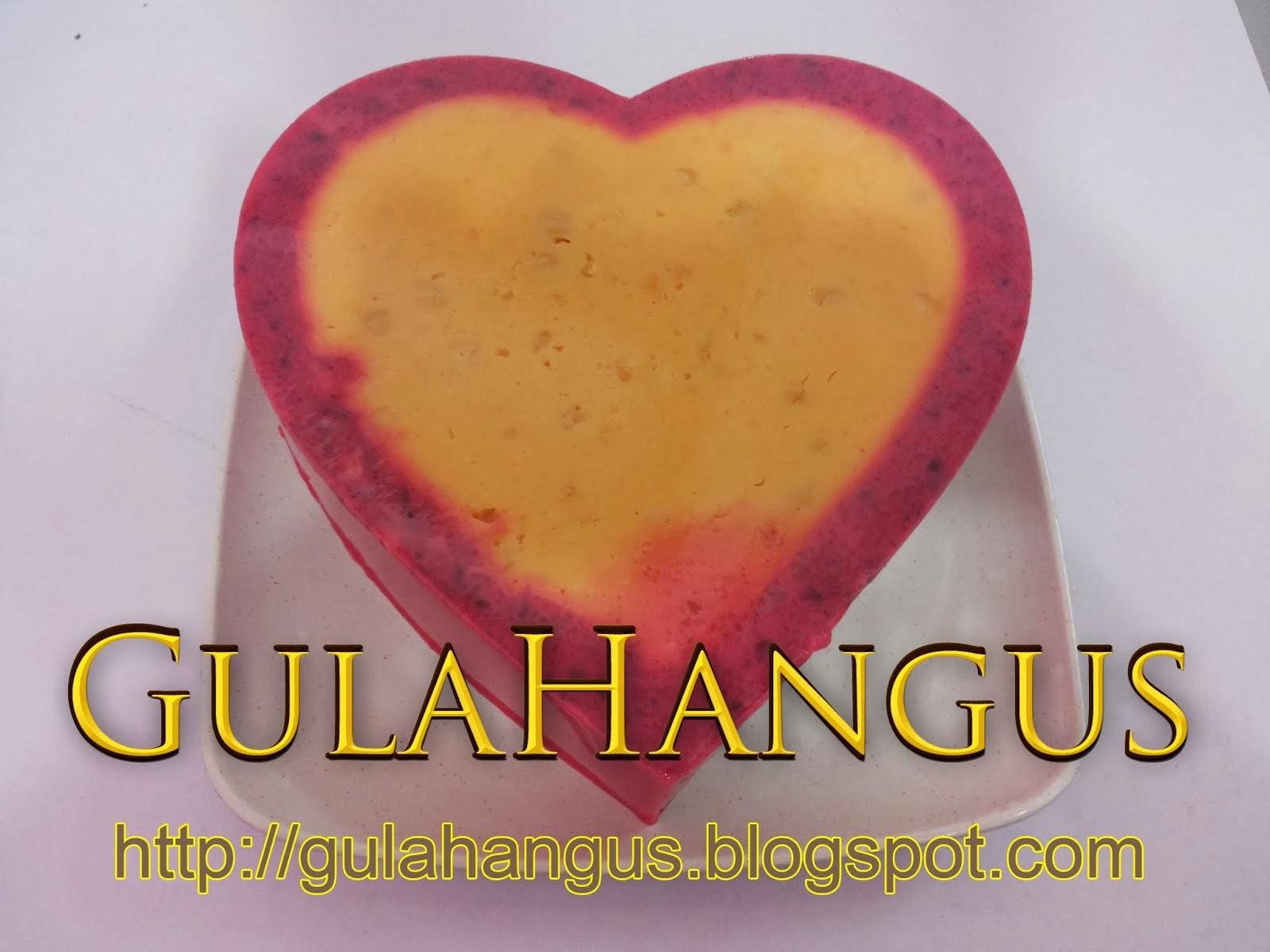 PUDING LOVE JAGUNG KACANG MERAH ( KLIK INFO )