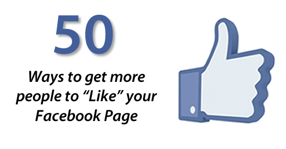 how to make your facebook a like page