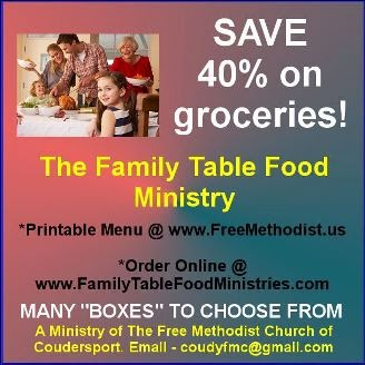 Family Table Food Ministry