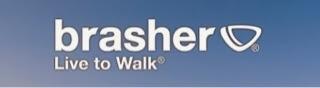 Brasher