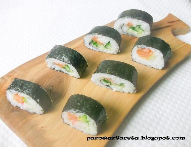 łatwy sposób na sushi