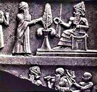 La creación el Génesis ¿Enuma Elish? Dios-marduk