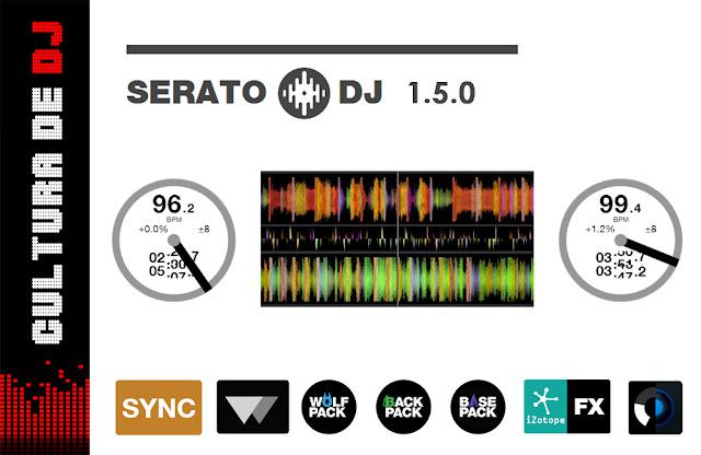 SERATO DJ 1.5.0 DVS