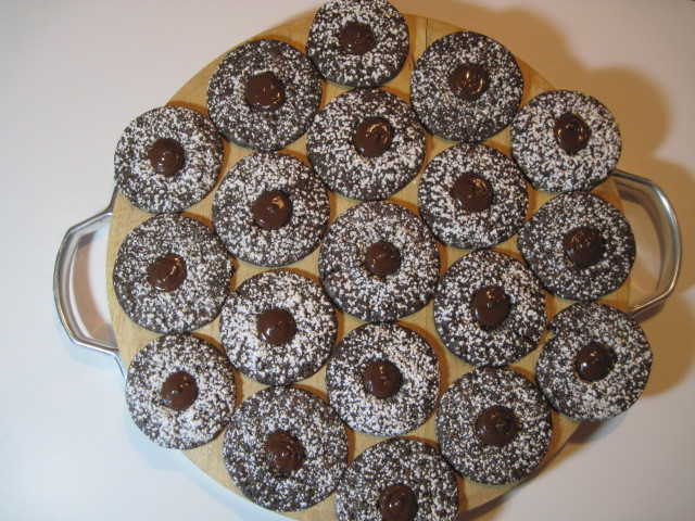 Double Chocolate Mint Mousse Cookie Recipe