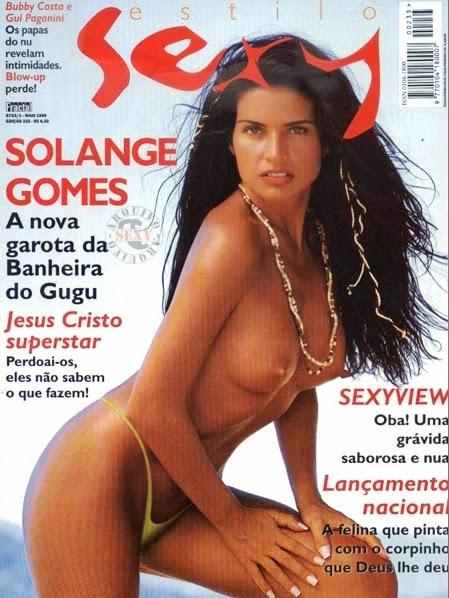 Solange Gomes - Sexy 1999
