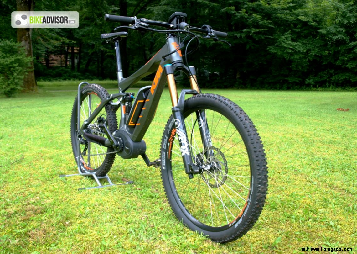 2015 Electric Mountain Bikes
