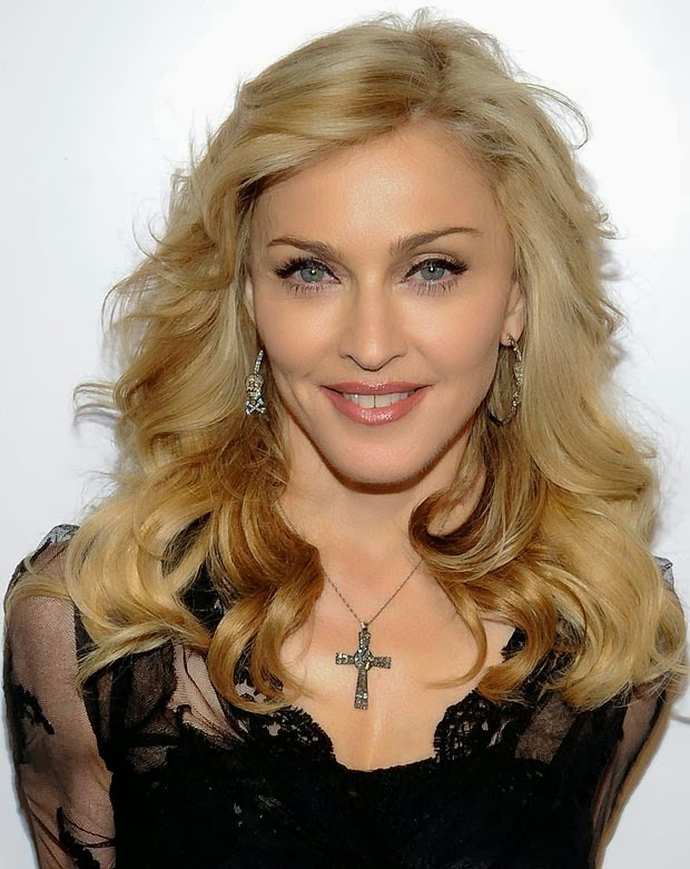 Madonna's daughter