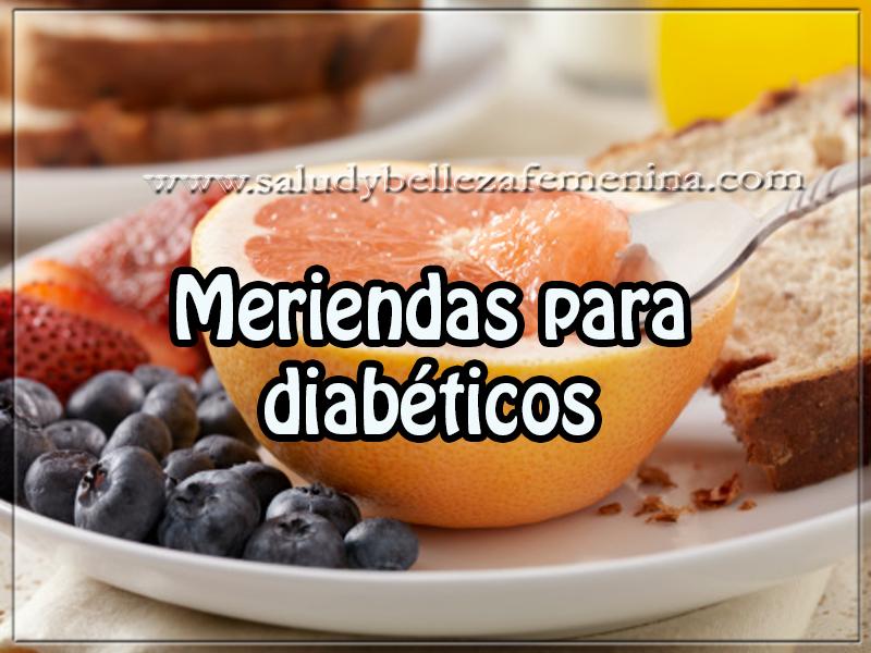 Salud y nutrición , meriendas para diabéticos , salud , alimentación , diabetes