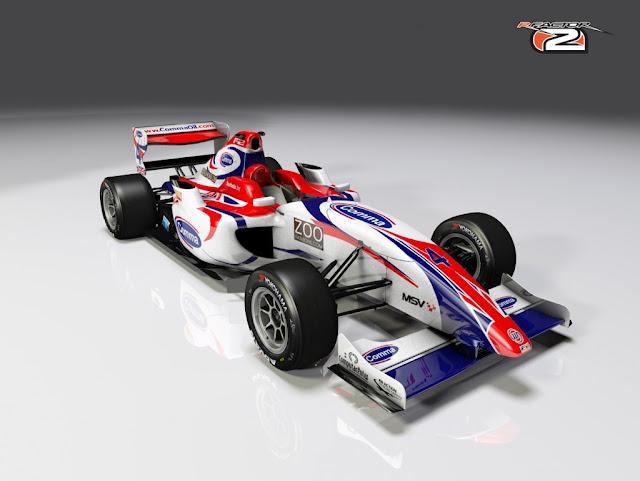 Render de Formula 2
