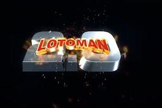 Poster Lotoman 2.0