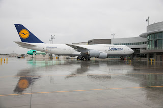 50th Boeing 747-8, delivered to Lufthansa [Photo: Boeing]