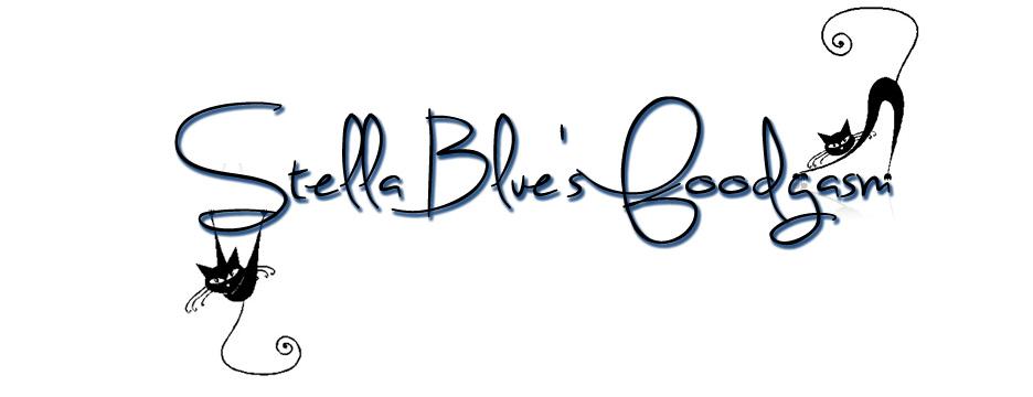 Stella Blue's Foodgasm