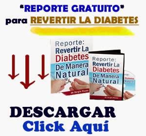 Reporte Gratuito Revertir la Diabetes