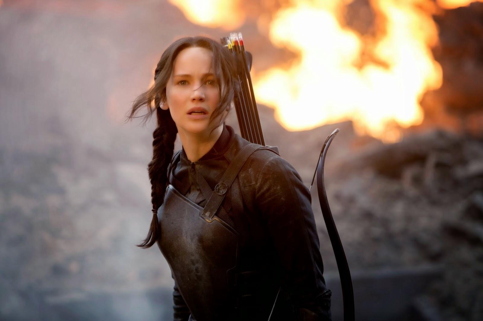Hunger Games: Síla vzdoru - 1. část (režie Francis Lawrence)
