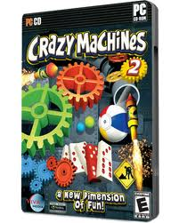 Download PC Game Crazy Machines 2: Happy New Year Bundle Edition (2013) Full Version