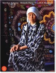 cover of claudia antipinas book krygyzstan