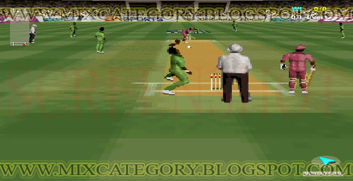 Commercial Cricket Games - Battle for the Ashes 97