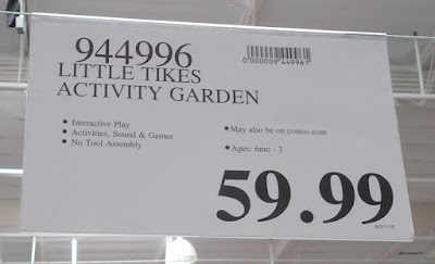 Deal for the Little Tikes Activity Garden at Costco