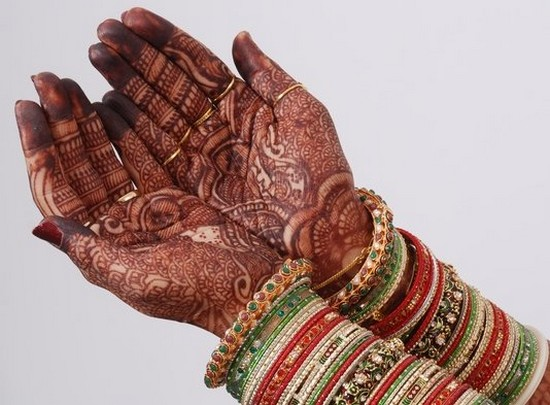 Mehndi For Thin Hands : Mehndi design for hands rajasthani henna designs