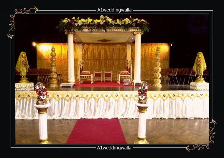 Mandap Stage Decoration