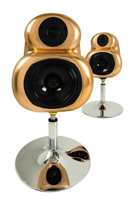 Creative Golden Gadgets and Cool Gold Gadget Designs (15) 5