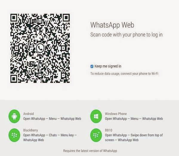 How to use whatsapp on your pc in Hindi