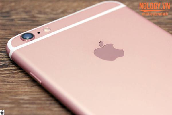 Iphone 6s lock - sức hút của phiên bản màu hồng