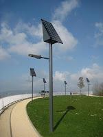 farola solar ekiona