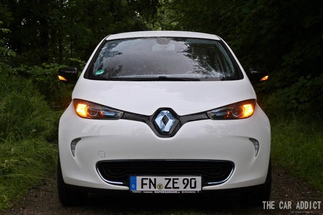 Renault Zoe (2013) by Hafengarage Friedrichshafen