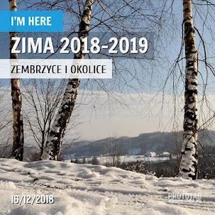 Zima  w okolicy 2018/19