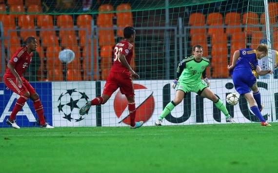 FC Bate vs Bayern Muenchen