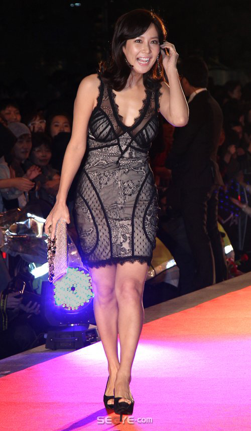 Jo Yeo Jeong (조여정) - 16th Busan Film Festival (BIFF 2011) on 07 October 2011