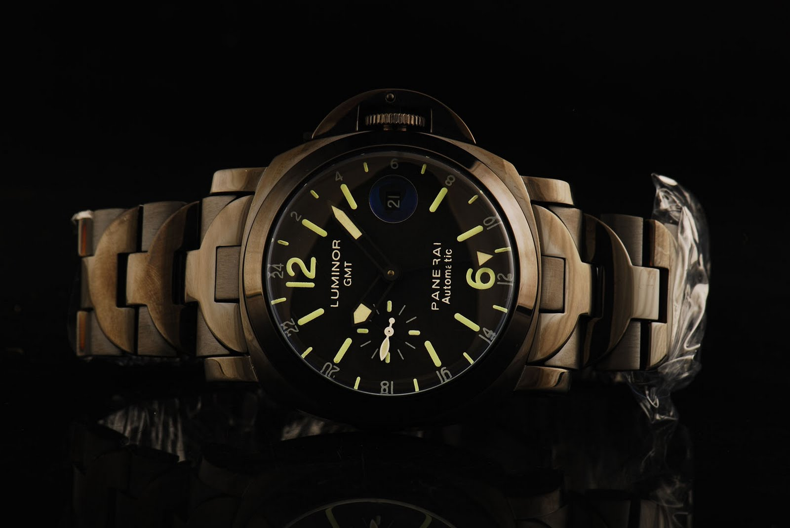 replica Panerai Gmt in Phoenix