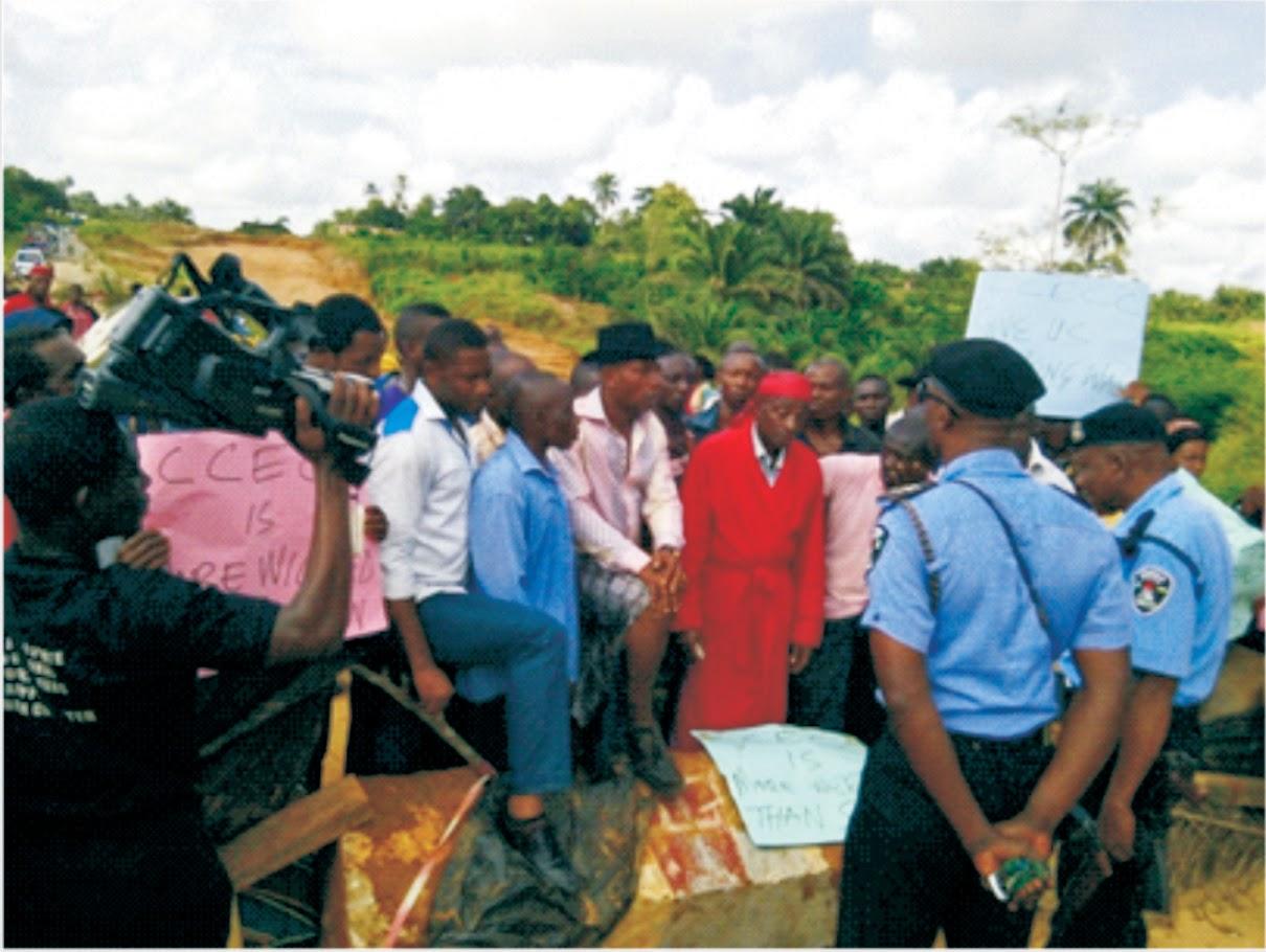 Crisis looms in Nsit Ubium