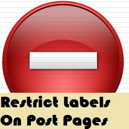 restrict lables