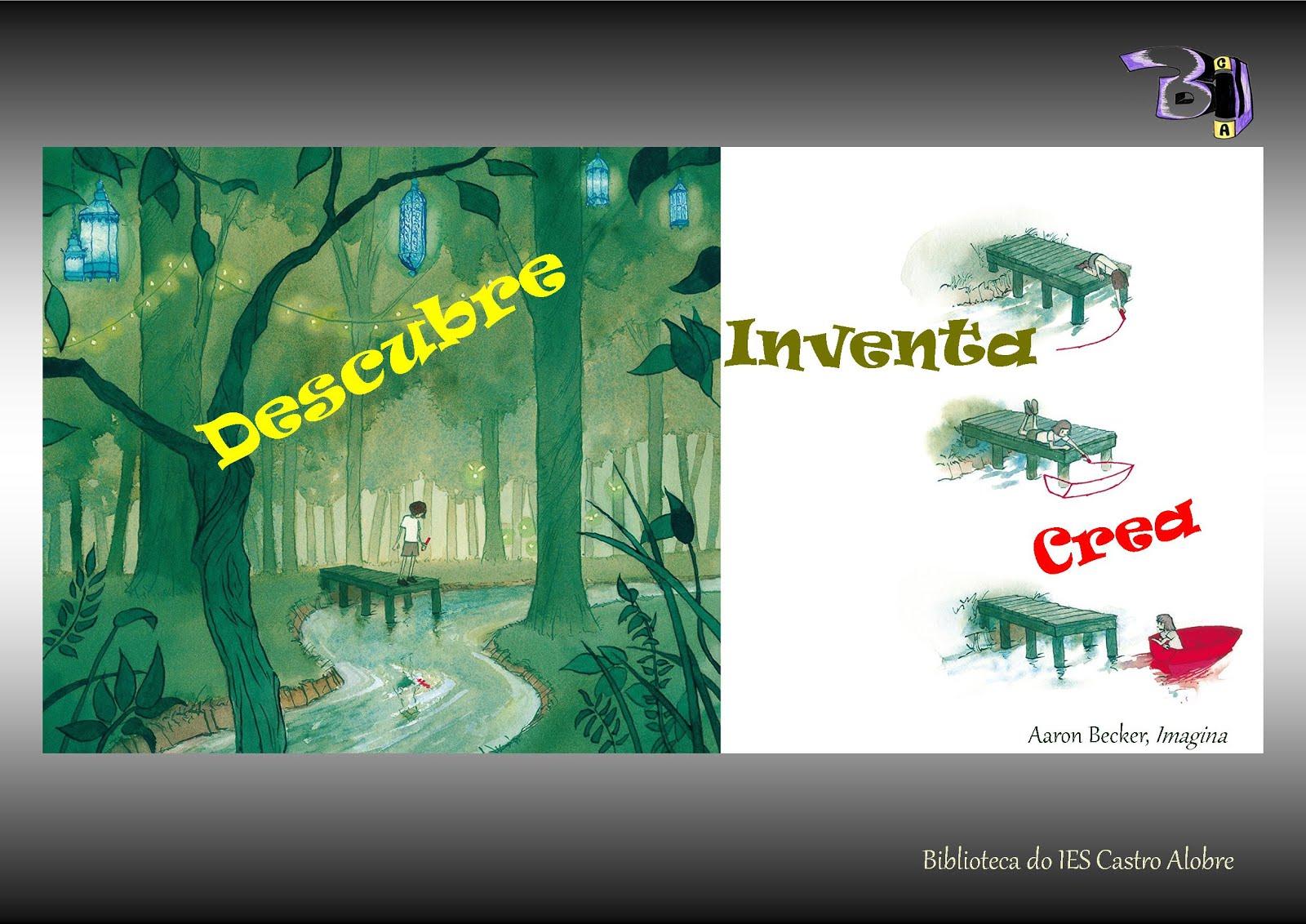 Descubre, Inventa, Crea