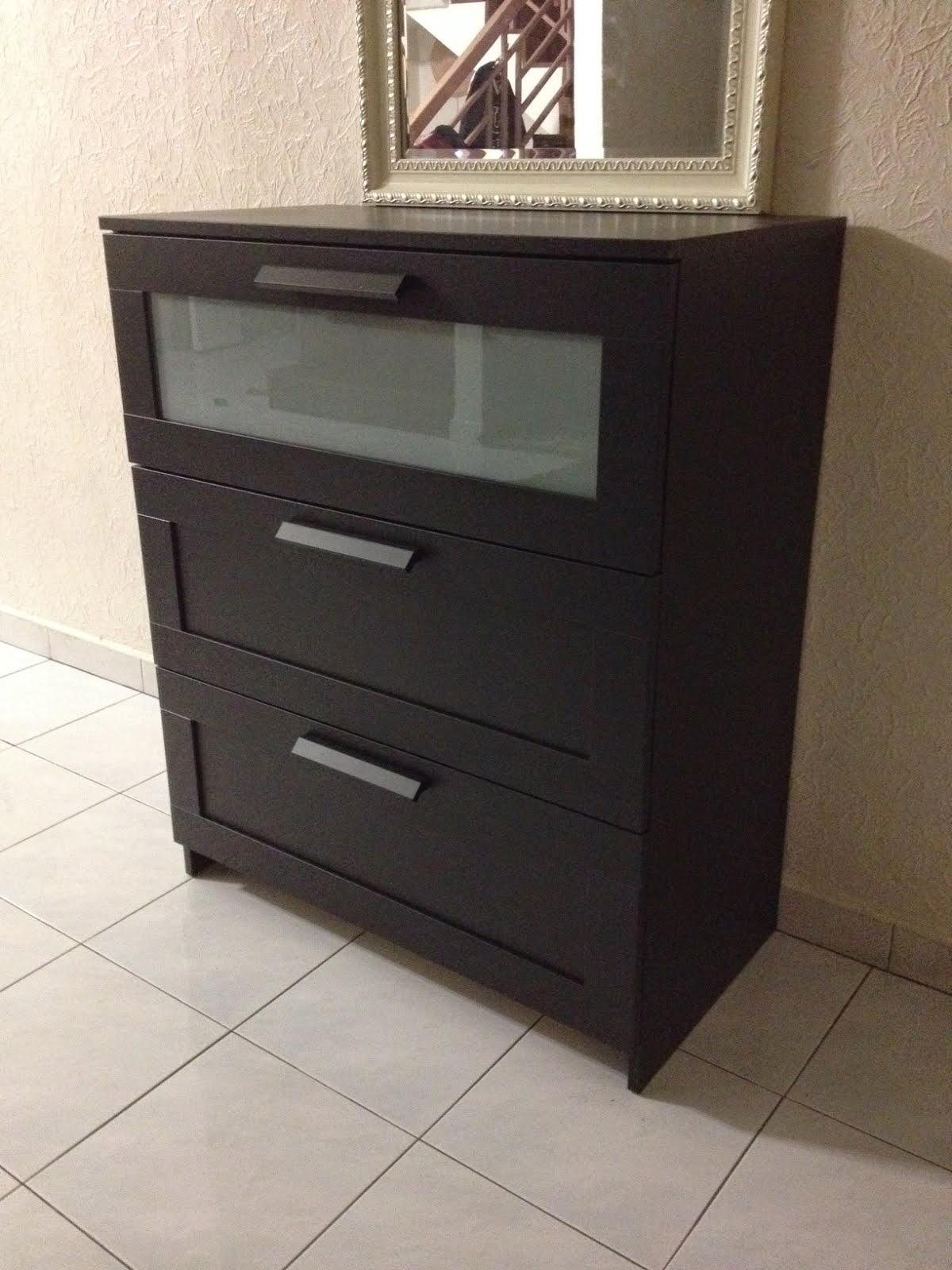 Faizal R Brimnes drawer cabinet by IKEA