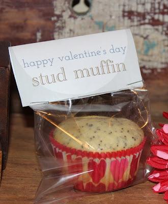 muffin valentines