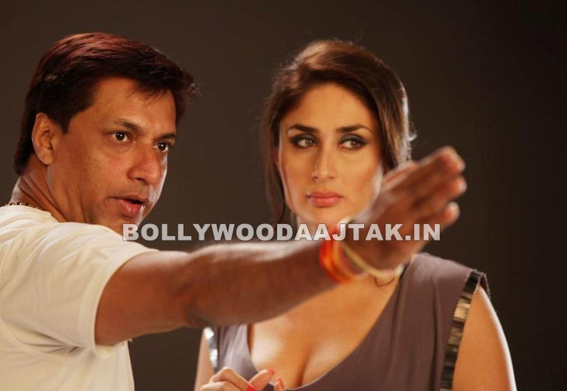 Kareena Kapoor Heroine Still1 - Hot Kareena Kapoor Heroine Movie 1st Day Shoot Stills