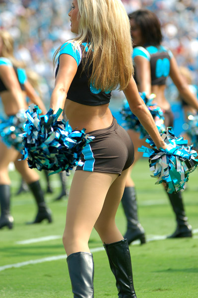 photo gallery: Hot and Sexy Cheerleader 2012