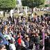 الحبس عامين وغرامة ألف جنيه على 5 طلاب بجامعة عين شمس بتهمة قطع الطريق العام