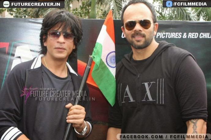 Upcoming Shahrukh Khan & Rohit Shetty film Details Revealed