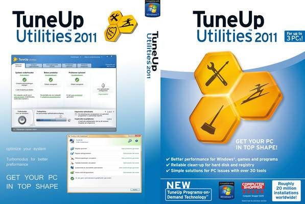 TuneUp Utilities 2014 With Lifetime Crack Full Version